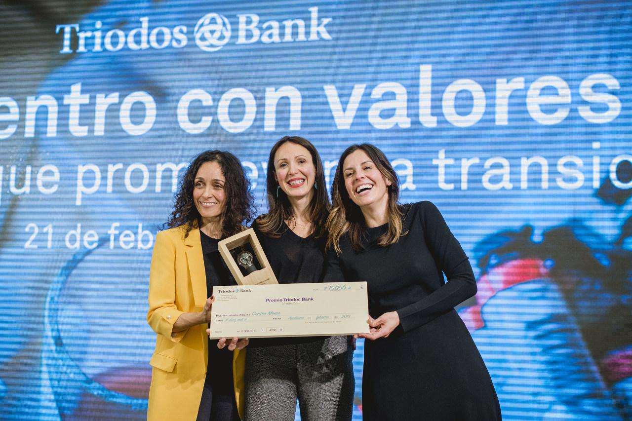Iniciativa ganadora - Centro Momo